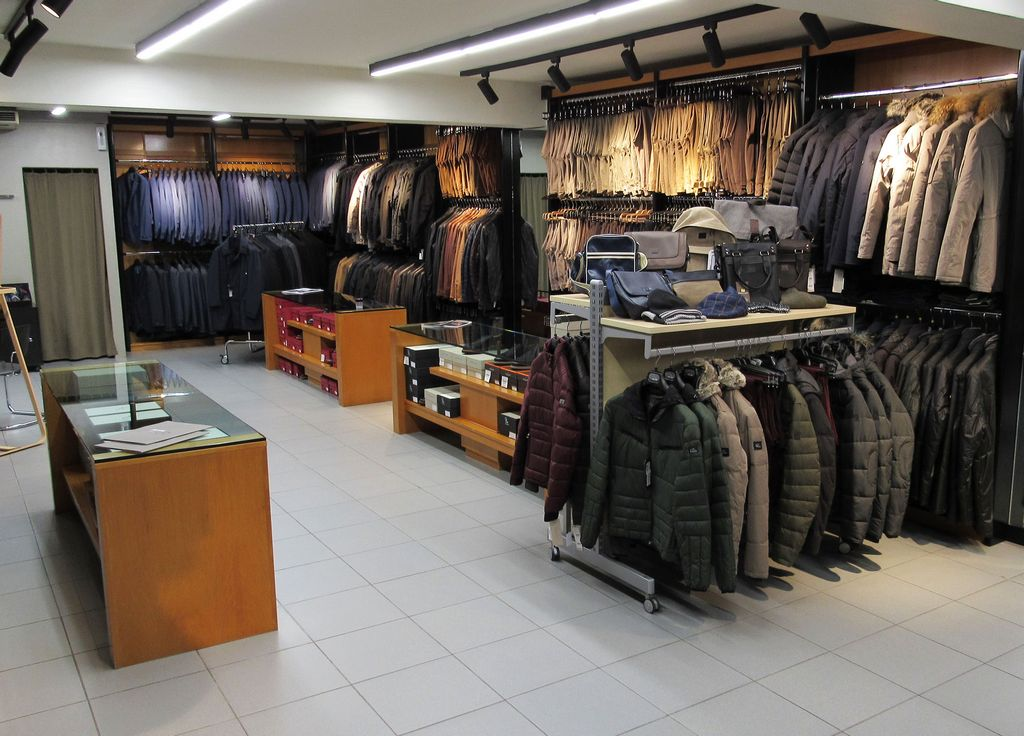 Male Affair store